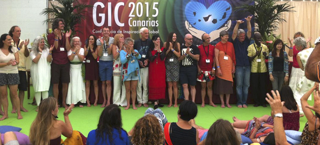 Organizadores GIC 2016