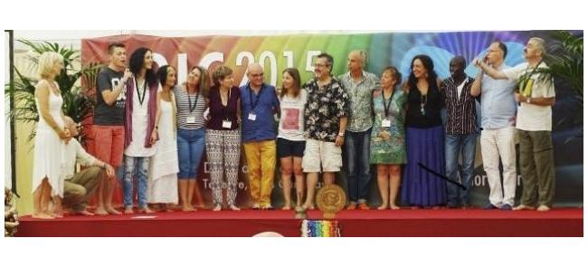 Equipo organizador de la GIC 2015