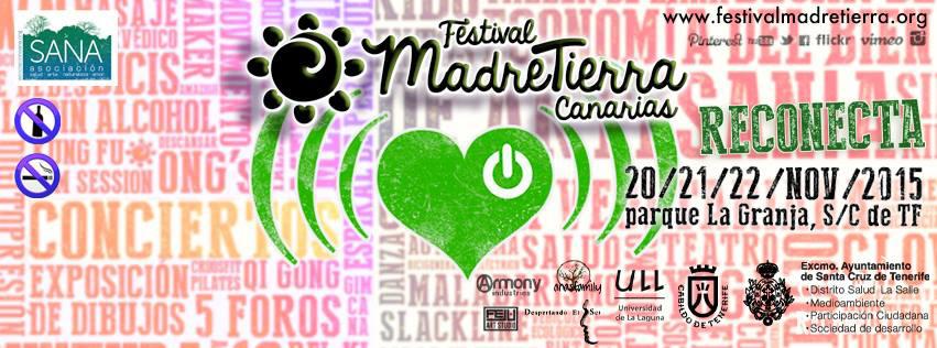 Festival Madre Tierra Noviembre 2015