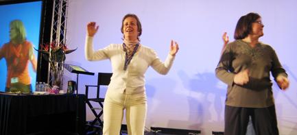 Conferencia en Sala Principal de la Caixa - Santa Cruz de Tenerife - 2013