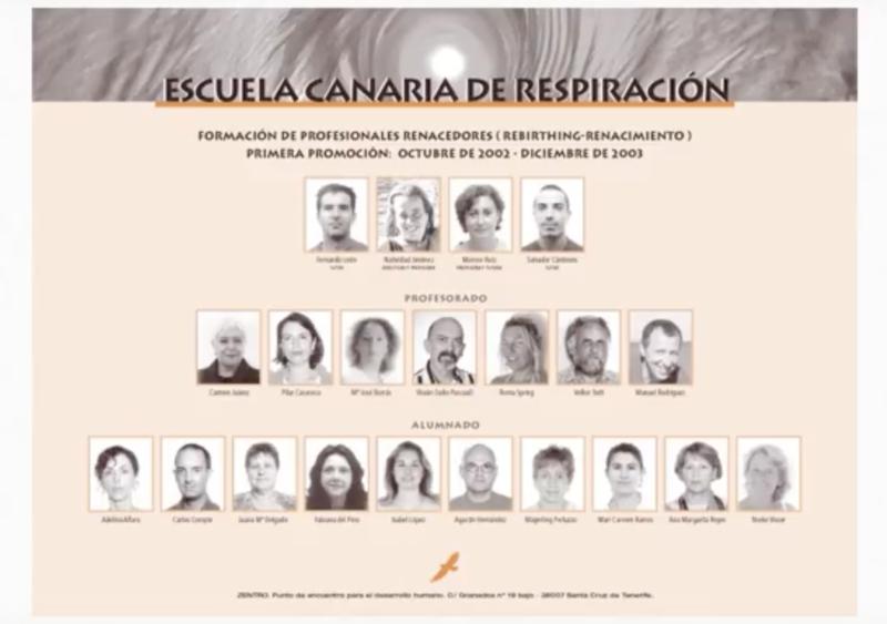 Renacedores en Canarias