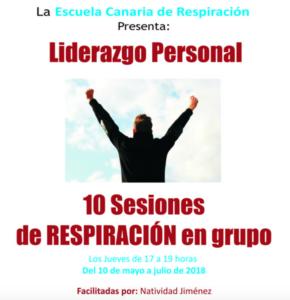 Sesión Liderazgo Personal