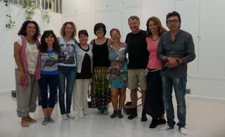 Nuevo Curso de Formación profesional de Renacedores de la Escuela Canaria de Respiración