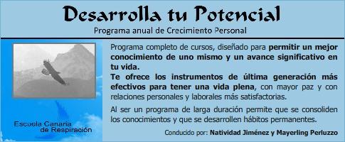 PROGRAMA ANUAL DE DESARROLLO PERSONAL