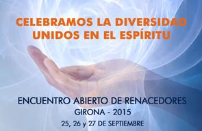 Encuentro Abierto de Renacedores en Girona – 2015